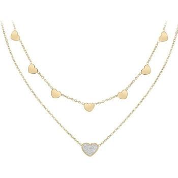 Montres & Bijoux Femme Colliers / Sautoirs Sc Bohème B2762-DORE Doré