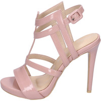 Chaussures Femme Sandales et Nu-pieds Brigitte BJ966 Rose