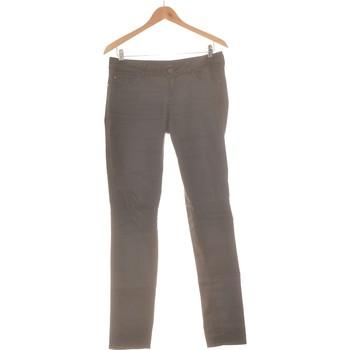 Vêtements Femme Jeans droit Promod Jean Droit Femme  38 - T2 - M Noir