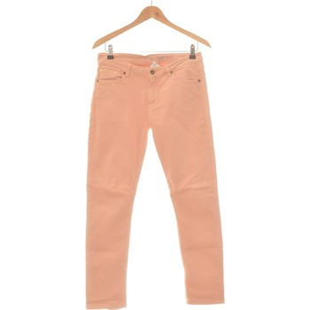 Vêtements Femme Jeans slim Paul & Joe Jean Slim Femme  38 - T2 - M Rose