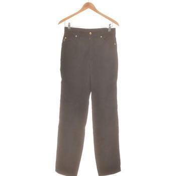 Vêtements Femme Jeans droit Escada Jean Droit Femme  36 - T1 - S Noir