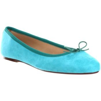 Chaussures Femme Ballerines / babies Champ De Fleurs STEFANIA611 Turquoise