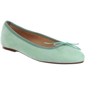 Chaussures Femme Ballerines / babies Champ De Fleurs STEFANIA611 Vert