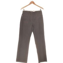 Vêtements Femme Pantalons 5 poches Armand Thiery Pantalon Droit Femme  38 - T2 - M Gris