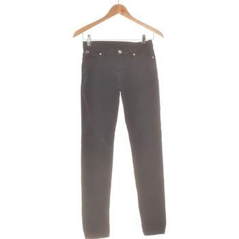 Vêtements Femme Jeans slim Lacoste Jean Slim Femme  34 - T0 - Xs Bleu