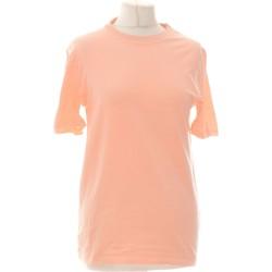 Vêtements Femme T-shirts manches courtes Cos Top Manches Longues  36 - T1 - S Rose