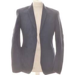 Vêtements Homme Vestes de costume Lacoste Veste De Costume  38 - T2 - M Bleu