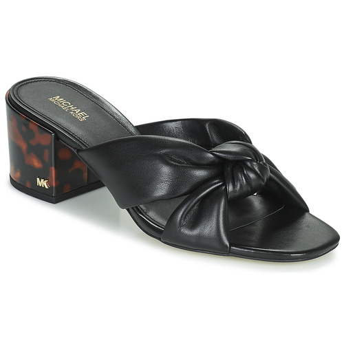Chaussures Femme Mules MICHAEL Michael Kors JOSIE Noir
