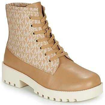 Chaussures Femme Boots MICHAEL Michael Kors JAX Camel