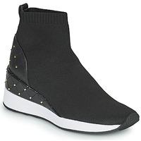 Chaussures Femme Baskets montantes MICHAEL Michael Kors SKYLE Noir