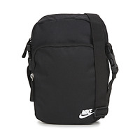 Sacs Pochettes / Sacoches Nike NK HERITAGE CROSSBODY -  FA22 Noir / Blanc