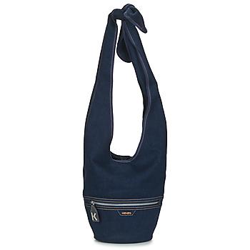 Sacs Femme Sacs porté épaule Kenzo KENZO ONDA Bleu