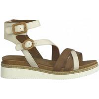 Chaussures Femme Sandales et Nu-pieds Tamaris 28208 MARRON