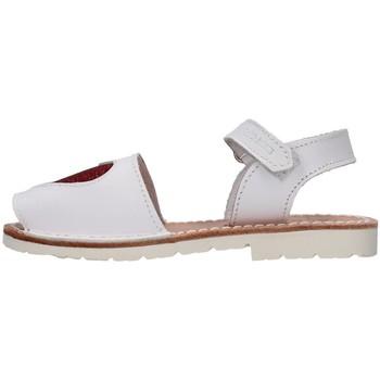 Chaussures Fille Sandales et Nu-pieds Balducci CITA4450 BLANC