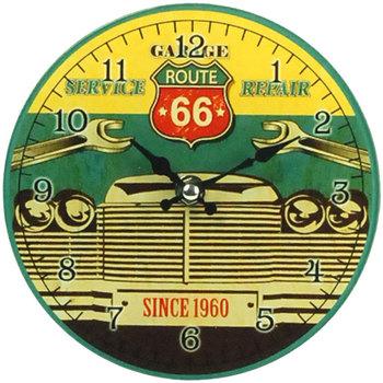 Maison & Déco Horloges Retro Petite pendule Since 1960 Vert