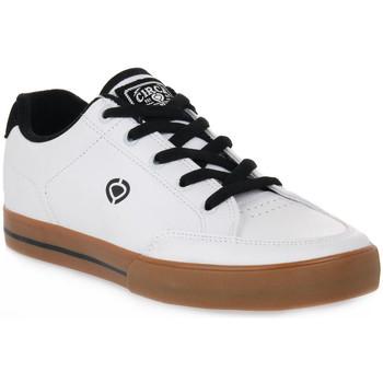 Chaussures Homme Baskets basses C1rca AL 50 SLIM WHITE Bianco