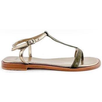 Chaussures Femme Sandales et Nu-pieds Nimal Billie Kaki
