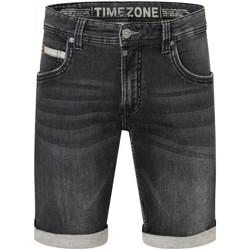 Vêtements Homme Shorts / Bermudas Timezone Short slim Scotty  ref 52356 noir Noir
