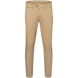 Vêtements Homme Chinos / Carrots Timezone Pantalon slim Janno  ref 52350 beige Beige