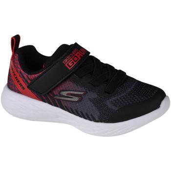 Chaussures Enfant Baskets basses Skechers Go Run 600 Baxtux Noir