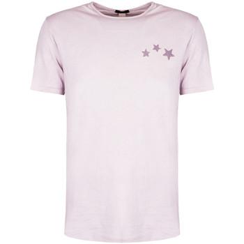 Vêtements Homme T-shirts manches courtes Antony Morato  Violet
