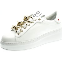 Chaussures Femme Baskets basses Gio + G718A Bianco