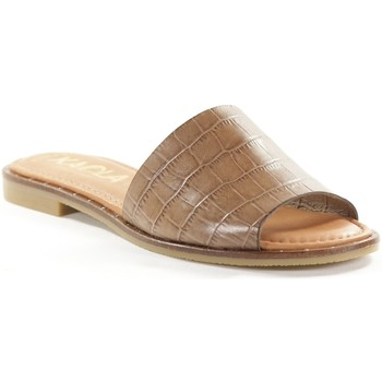 Chaussures Femme Mules Kaola 590 Taupe