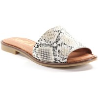 Chaussures Femme Mules Kaola 590 Gris