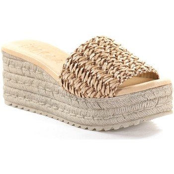 Chaussures Femme Mules Kaola 950 Beige