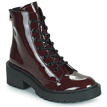 Chaussures Femme Bottines Kenzo PIKE LACE-UP BOOT Bordeaux