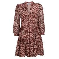 Vêtements Femme Robes courtes Liu Jo WF1019 Leopard
