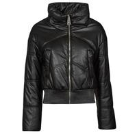Vêtements Femme Doudounes Liu Jo WF1270 Noir