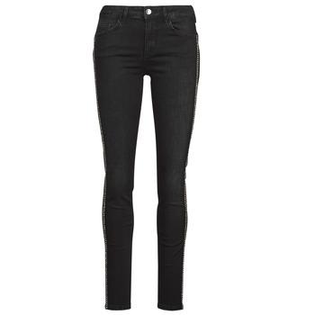 Vêtements Femme Jeans slim Liu Jo DIVINE Noir