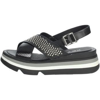 Chaussures Femme Sandales et Nu-pieds Keys K-4952 Noir
