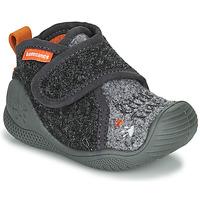 Chaussures Garçon Chaussons Biomecanics BIOHOME Gris