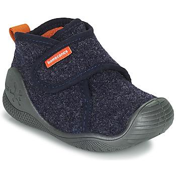 Chaussures Enfant Chaussons Biomecanics BIOHOME Marine