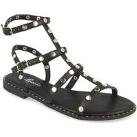 Chaussures Femme Sandales et Nu-pieds Tephani TF2255 Negro