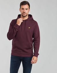 Vêtements Homme Sweats Lyle & Scott KOLAVE Bordeaux