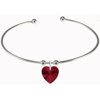 Montres & Bijoux Femme Bracelets Sc Crystal BS2852-SIAM Rouge