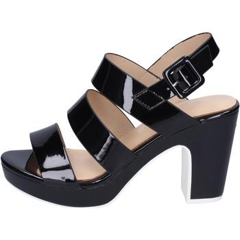 Chaussures Femme Sandales et Nu-pieds Brigitte BJ970 Noir