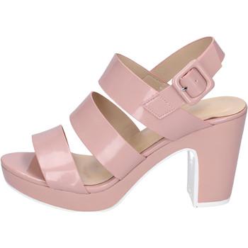 Chaussures Femme Sandales et Nu-pieds Brigitte BJ971 Rose
