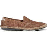 Chaussures Homme Mocassins Fluchos 8674 LUXE SURF BAHAMAS MOCASSIN HOMME CUIR_TAUPE