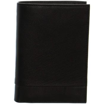 Sacs Homme Portefeuilles Arthur & Aston Portefeuille en cuir Arthur et Aston ref 51877 15*10*2 Noir Noir