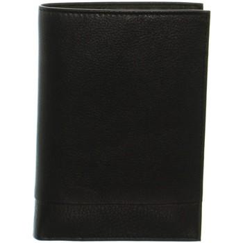 Sacs Homme Portefeuilles Arthur & Aston Portefeuille en cuir Arthur et Aston ref 51878 15*11*2 Noir Noir