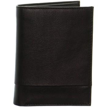 Sacs Homme Portefeuilles Arthur & Aston Portefeuille en cuir Arthur et Aston ref 51879 13*10*2 Noir Noir