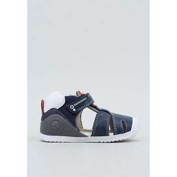 Chaussures Garçon Sandales et Nu-pieds Biomecanics  Bleu