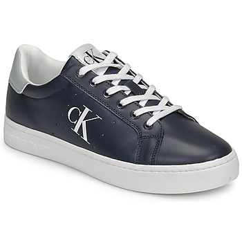 Chaussures Homme Baskets basses Calvin Klein Jeans CUPSOLE LACEUP SNEAKER Marine