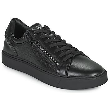 Chaussures Homme Baskets basses Calvin Klein Jeans LOW TOP LACE UP Noir