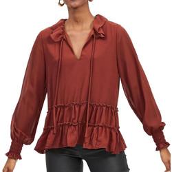 Vêtements Femme Chemises / Chemisiers Vila 14062447 Rouge