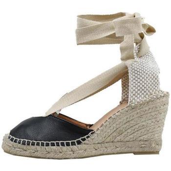 Chaussures Femme Espadrilles Senses & Shoes  Noir